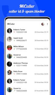 MiCaller - Caller ID & Spam Blocker