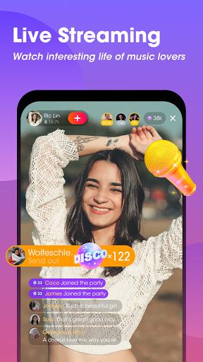 WeSing - Sing Karaoke & Free Videoke Recorder android2mod screenshots 5