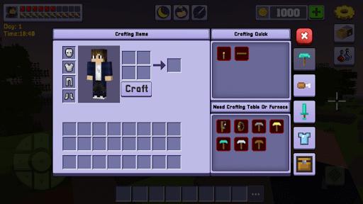 Build Block Craft - Building games  screenshots 5