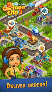 Cartoon City 2:Farm to Town. Build your dream home 2.25 5