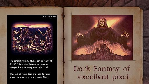 DarkBlood -Beyond the Darkness- 3.9.7 screenshots 2