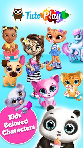 TutoPLAY - Best Kids Games in 1 App 3.4.801 Screenshots 3