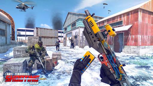 Anti Terrorist Shooting Squad-Combat Mission Games apktram screenshots 1