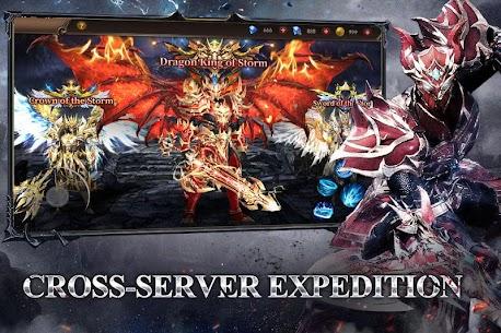 Awakening of Dragon MOD APK (MOD MENU/Dumb Enemy) Download 5