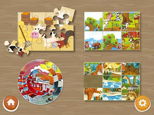 Kids Puzzles Games FREE  screenshots 3