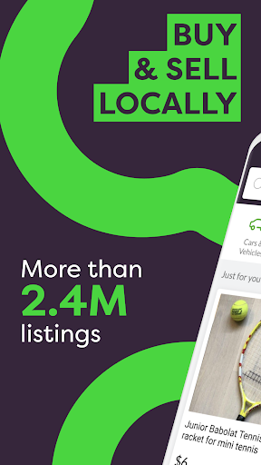 Gumtree: Classifieds marketplace. Shop, buy & sell android2mod screenshots 1