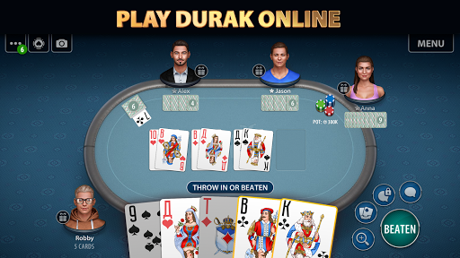 Durak Online by Pokerist  screenshots 1
