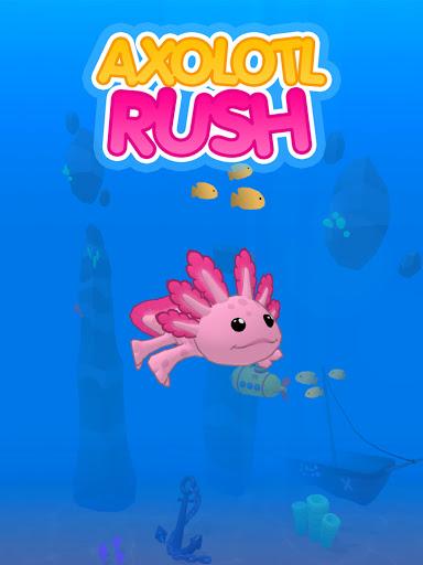 Axolotl Rush apkdebit screenshots 5