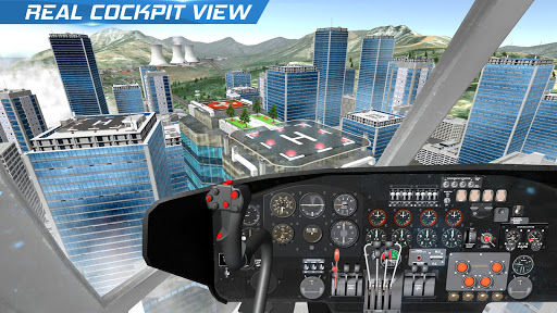 Helicopter Flight Pilot Simulator 1.0.1 screenshots 1