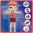 Kids Body Parts Learning