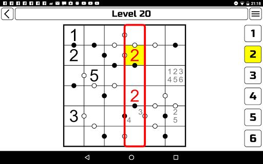 Kropki Puzzle  screenshots 11