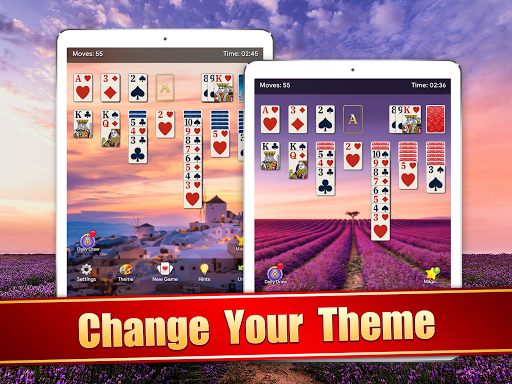 Solitaire - Classic Solitaire Card Games modavailable screenshots 16