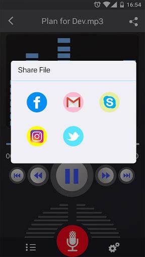 Voice Recorder 49 Screenshots 7