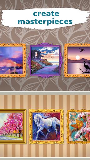 Paint Book: Coloring Book & Decor screenshots 2