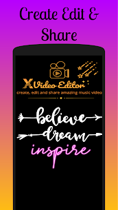 XVideo Editor : Best Video Editor App For Android 4