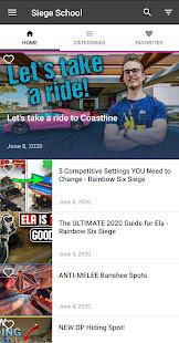 TRC App: Rainbow Six Siege Tips, Tricks and News
