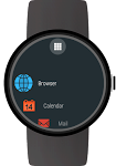 screenshot of Launcher for Wear OS (Android Wear)
