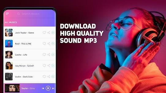 Free Music Download,Mp3 Download Full Apk Download 1