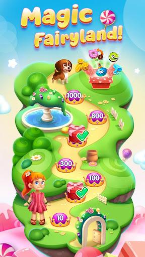 Télécharger Candy Charming - 2020 Match 3 Puzzle Free Games apk mod screenshots 3