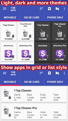 AppMgr Pro III (App 2 SD) 日本語版のおすすめ画像5