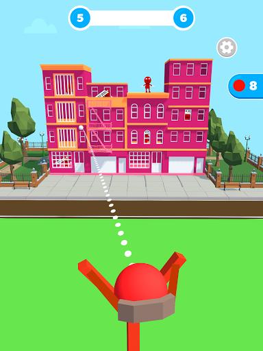 Slingshot Smash: Shooting Range android2mod screenshots 9