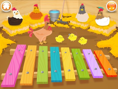 Free Download Baby musical instruments  App For PC (Windows and Mac) 2