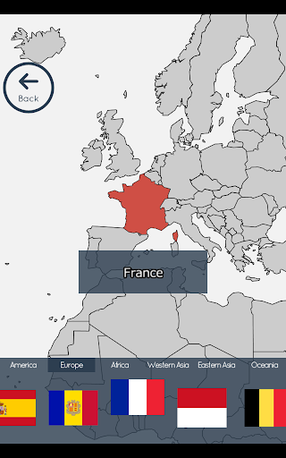 Enjoy Learning World Flags Quiz  screenshots 14
