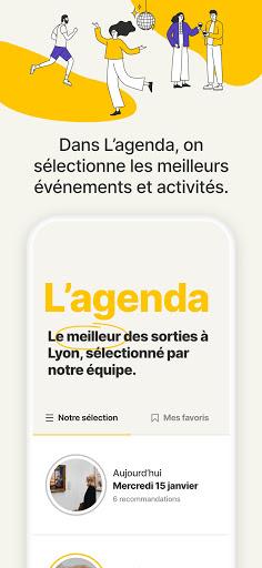 ASAPP Lyon - Actu, sorties, loisirs screenshot 3