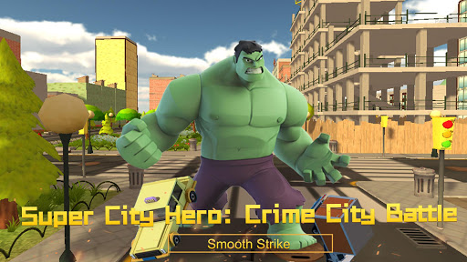 Super City Hero:Crime City Battle 14 screenshots 1