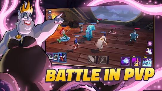 Disney Sorcerer's Arena MOD Apk (Always Win) Download 7