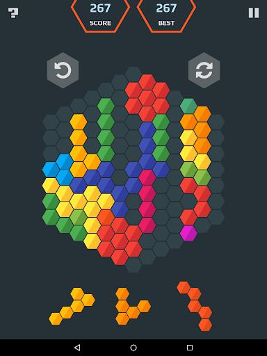 HexaMania Puzzle 1.10.7 screenshots 12