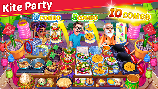 Cooking Party : Made in India Star Cooking Games 1.7.6 screenshots 7