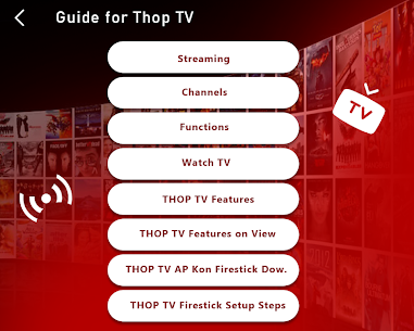 Thop TV Apk Download 2021** 6