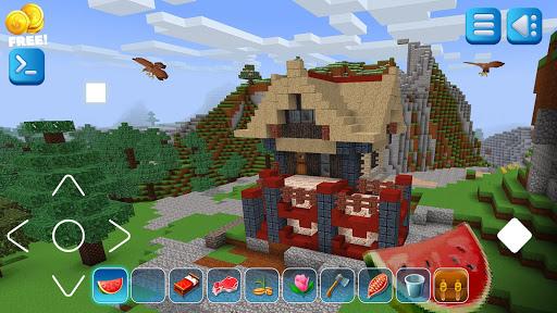EarthCraft 3D: Block Craft & World Exploration screenshots 3