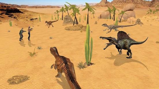 Dinosaur Hunt - Shooting Games Screenshot