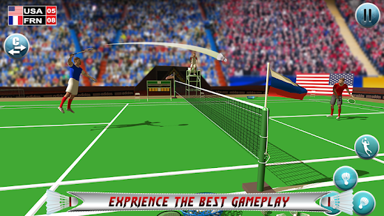 Badminton Star-New Sports Game 3.1 screenshots 1