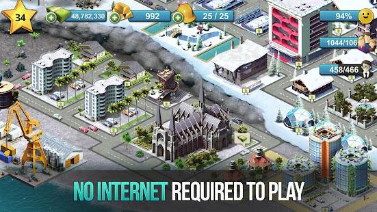 City Island 4- Simulation Town: Expand the Skyline Mod Apk