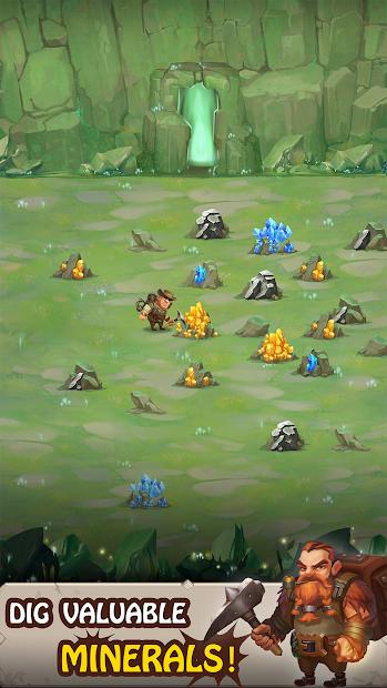 Mine Legend 2 - Idle Miner RPG screenshot 3