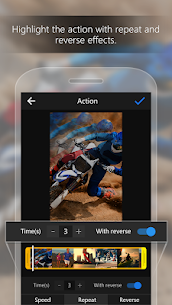 ActionDirector Video Editor Mod Apk (v6.0.3) + Premium Unlocked + No Ads 3
