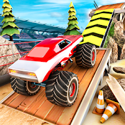 Monster Truck Offroad Mountain Drive