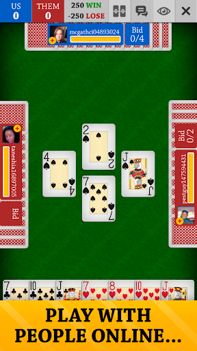 Spades Free: Online and Offline Card Game 3.1.3 screenshots 2