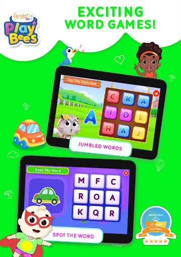 FirstCry PlayBees Play & Learn Kids and Baby Games 2.2 screenshots 16