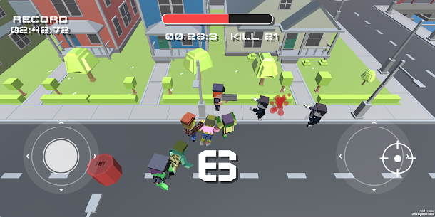 City Survival-Zombie Destroyer Hack for iOS and Android 4