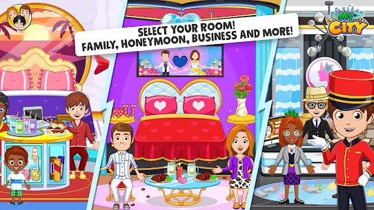 My City : Hotel APK For Android 3