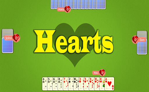 Hearts Mobile  screenshots 1