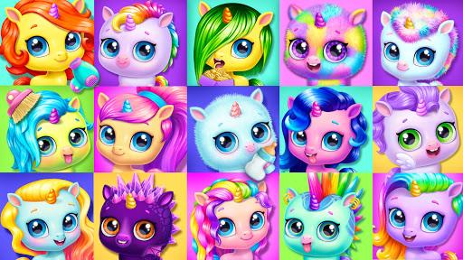 kpopsies - hatch your unicorn idol screenshot 1