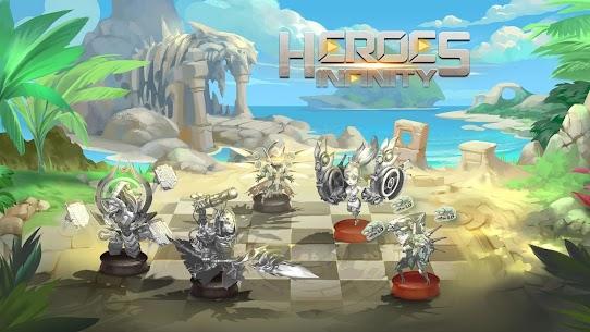 Heroes Infinity Premium MOD APK 1.35.03 (Unlimited Money) 6