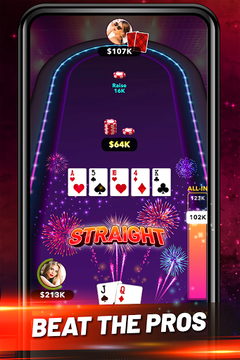 Poker Plus+ Free Texas Holdem Poker Games screenshots 13