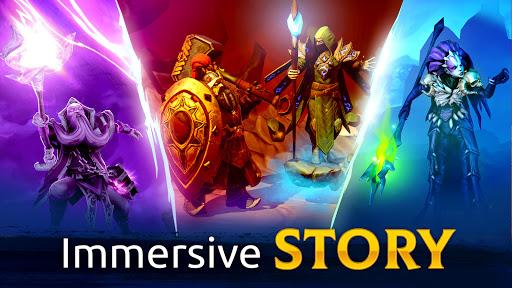 Age of Magic: Turn-Based Magic RPG & Strategy Game 1.33 Screenshots 6