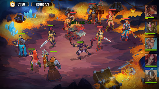 Juggernaut Wars - raid RPG games 1.4.0 screenshots 8